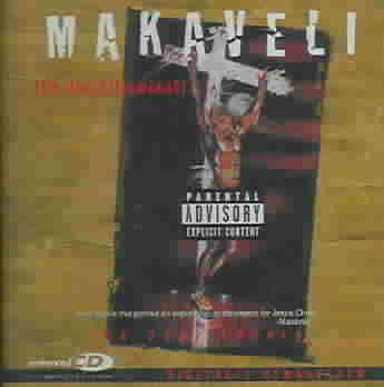 7 DAY THEORY BY MAKAVELI (CD)